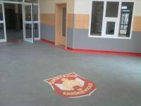 Nowowybudowana siedziba Gimnazjum Gminnego im. Rodziny Rembielińskich w Krośniewicach.